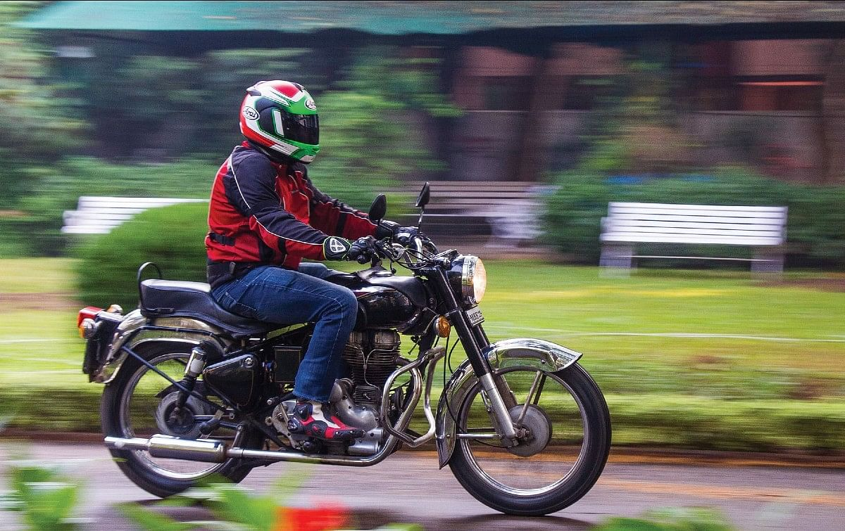 Royal Enfield Bullet 350 in all its glory