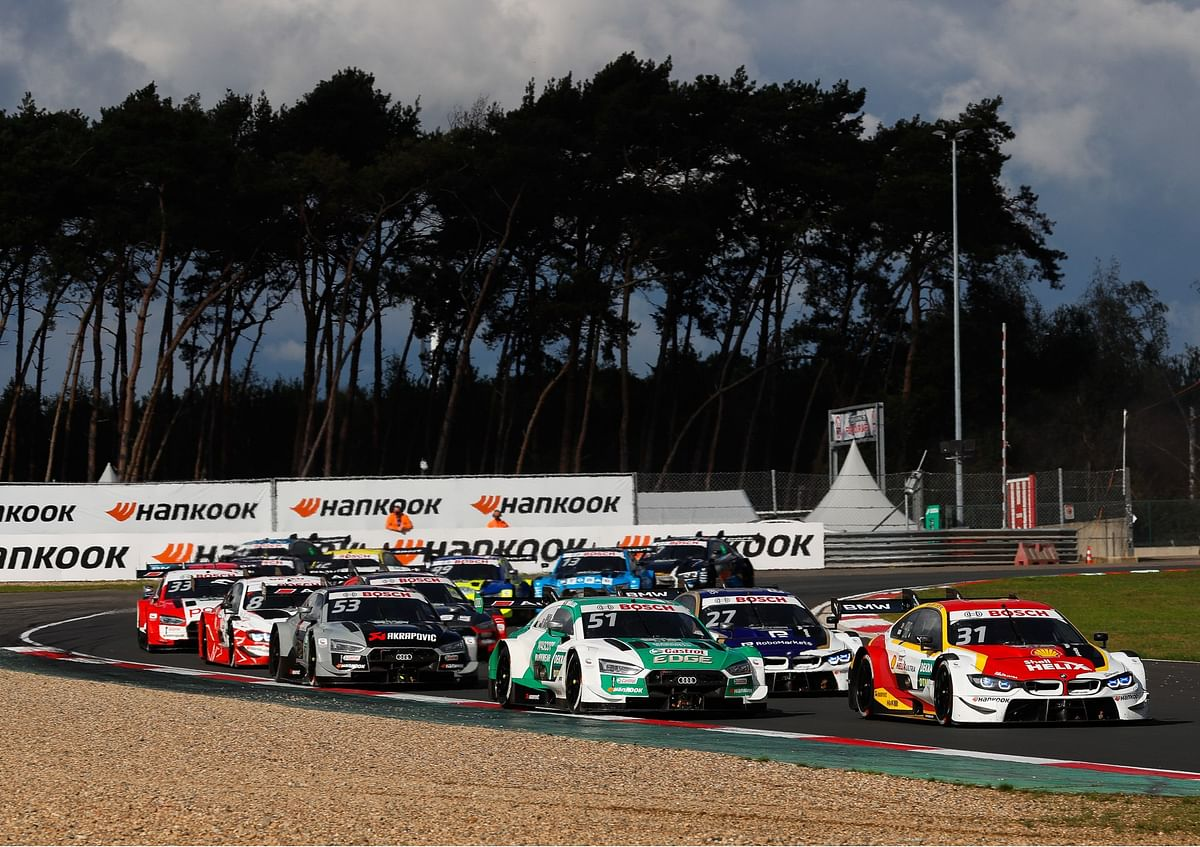 Arjun Maini tackles the corners of Zolder in DTM: Here's everything about the Zolder circuit