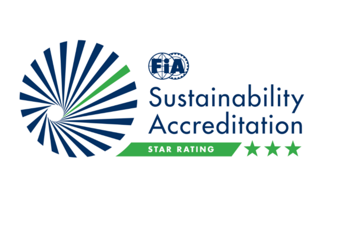 Mahindra Racing is the second motorsport team in the world and the first in Formula E to achieve the Three-Star Sustainability Accreditation from the FIA