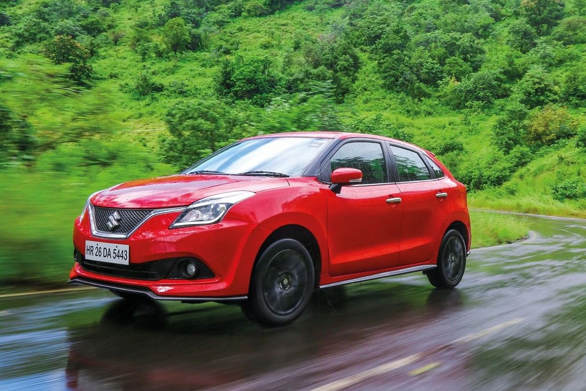 The short-lived Baleno RS was a go-faster Maruti full of promise