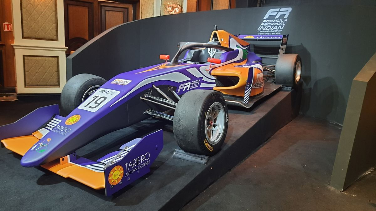 Formula Regional Indian Championship announced, promises to unearth India's next Formula 1 driver