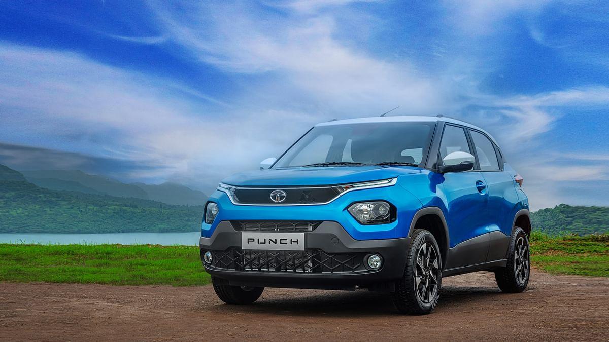 Tata Motors names its upcoming micro-SUV as Tata Punch