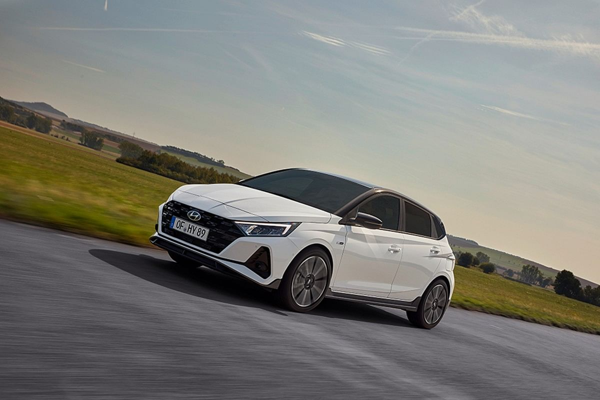 Rumours seem to suggest the i20 N Line might be the first Hyundai N Line model in India