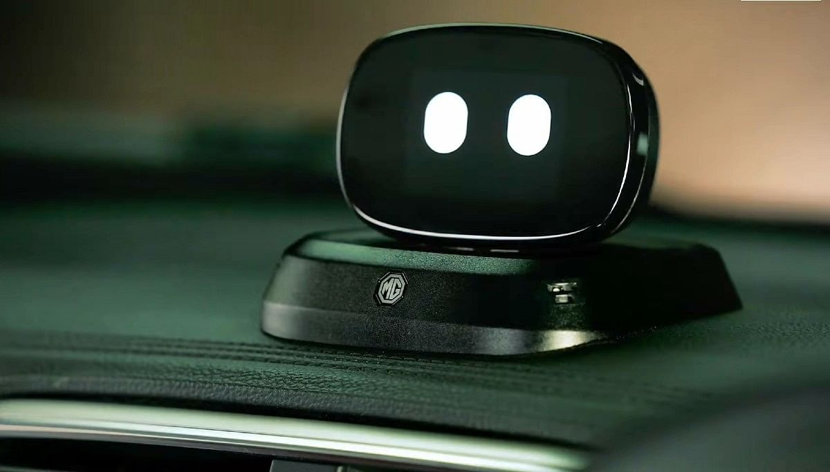 The personal assistant on the MG Astor powered by artificial Intelligence