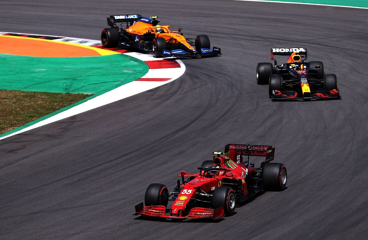 Ferrari and McLaren have a tough battle ahead of them for the 'best of the rest' title
