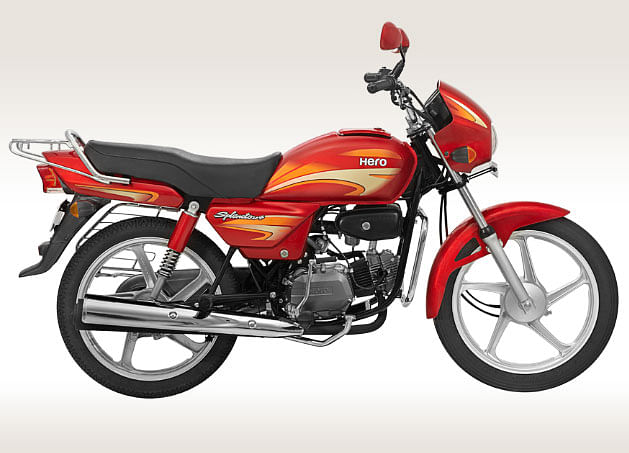 Hero Honda Splendor, the most reliable motorcycle