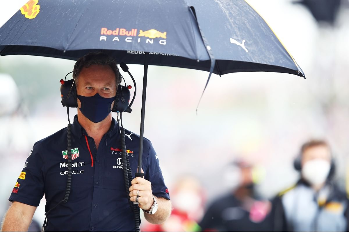 Rain is expected during the qualifying session at Spa-Francorchamps