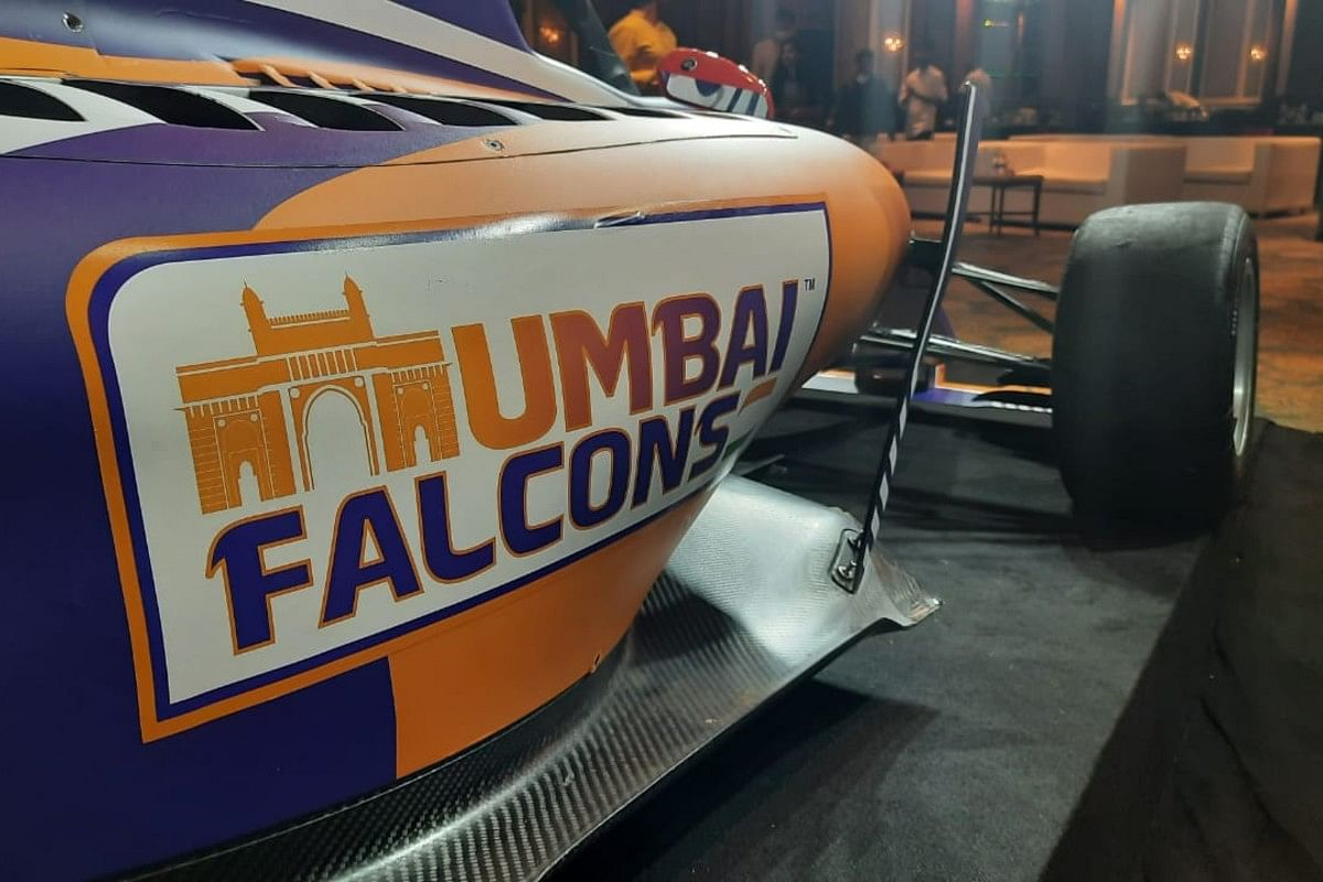 Team Mumbai Falcons along with Team Hyderabad will be taking part in the Formula Regional Indian championship