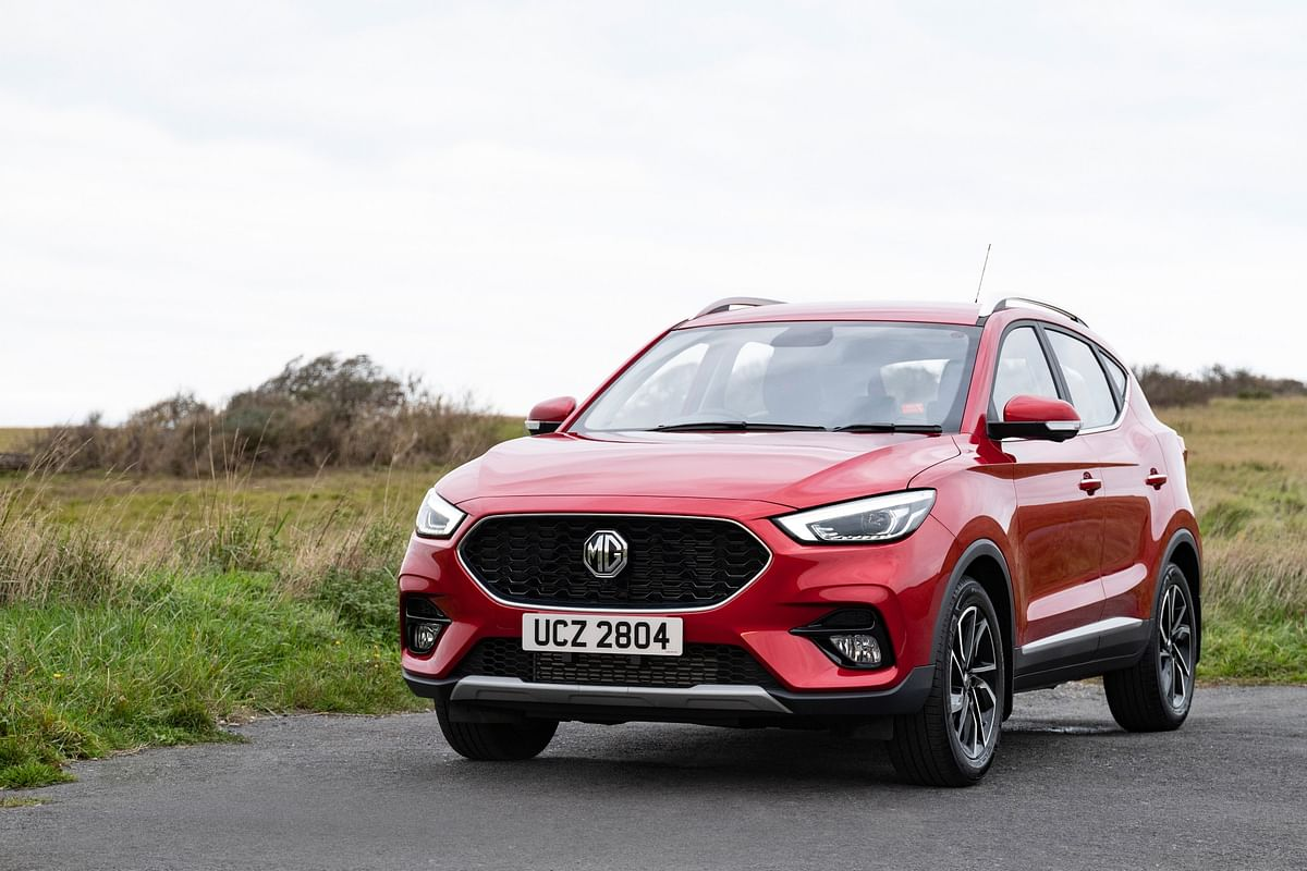 MG ZS to get petrol engines, likely to launch in India in August 2021