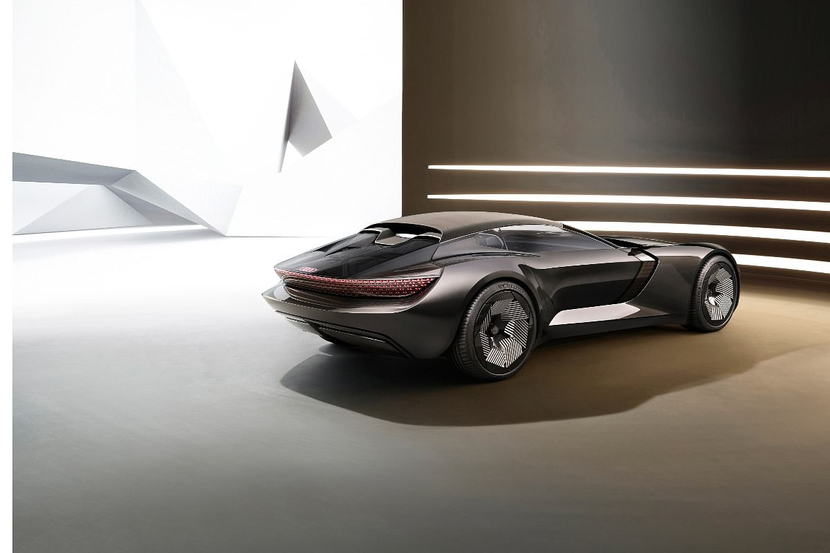 The Skysphere concept hints at Audi's intentions for future luxury cars