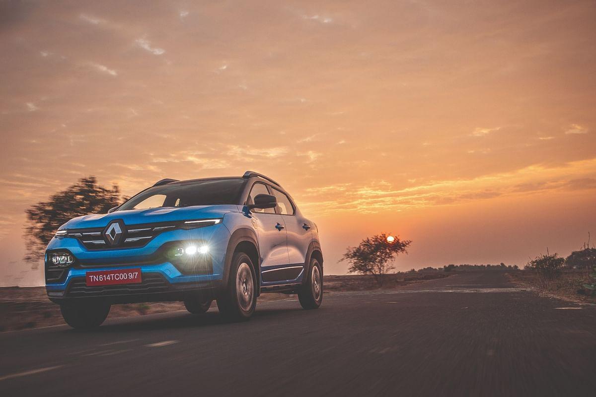 Renault Kiger gets a new RXT(O) variant