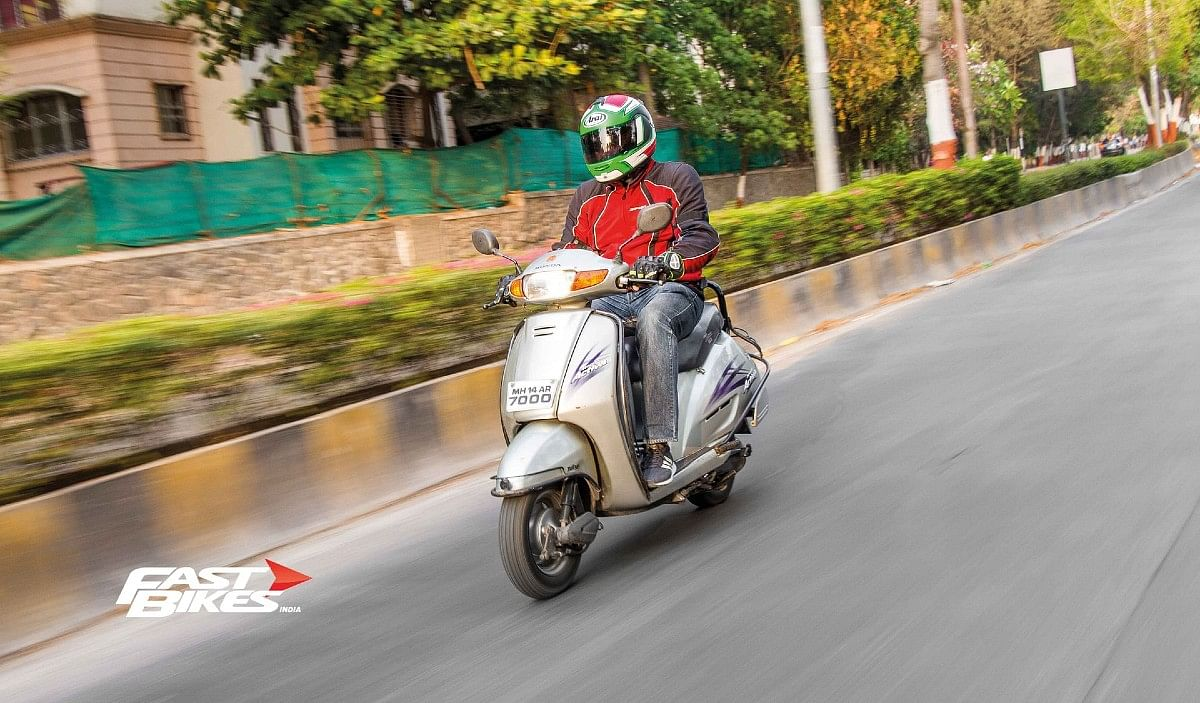 Honda Activa, the bike for any and everyone