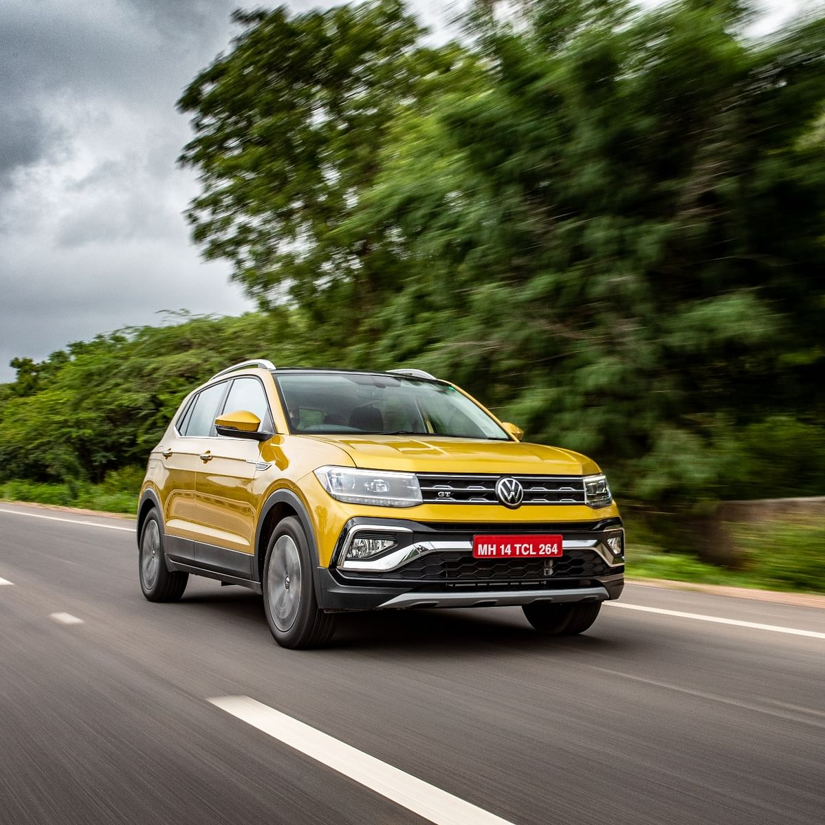 2021 Volkswagen Taigun launched at Rs 10.49 lakh