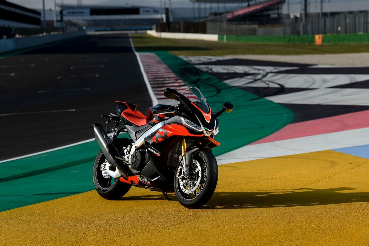 Aprilia superbike lineup launched, prices start from Rs 13.09 lakh