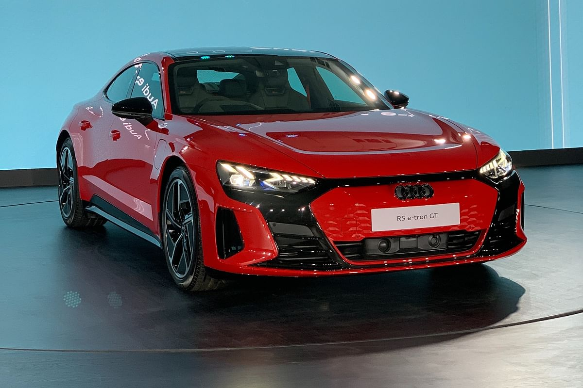 Audi e-tron GT and RS e-tron GT launched, prices start from Rs. 1.78 crore