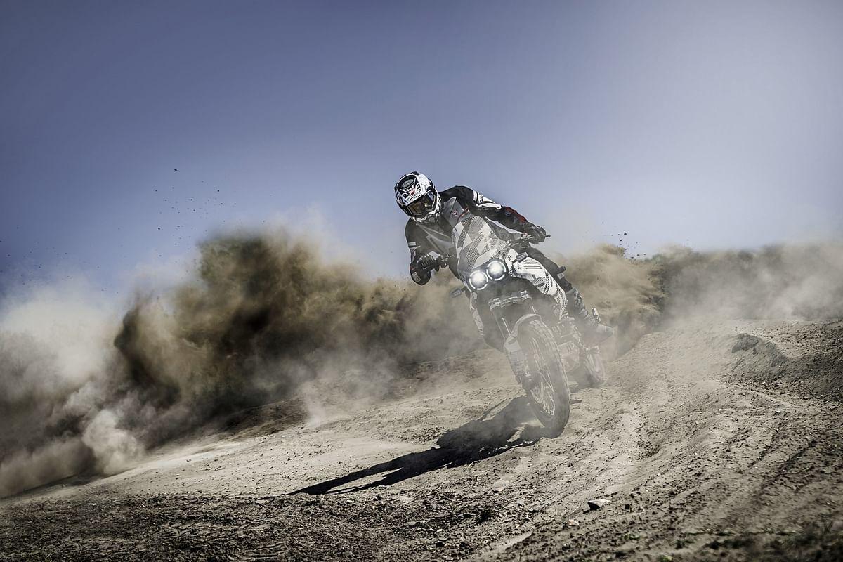 New Ducati DesertX teased