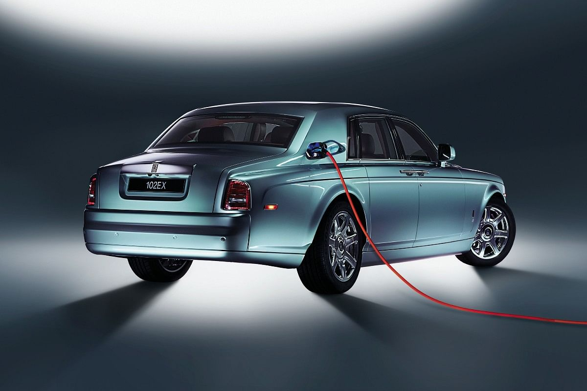 With Rolls-Royce adopting electric power, one of the world's oldest carmakers is gearing up for the future
