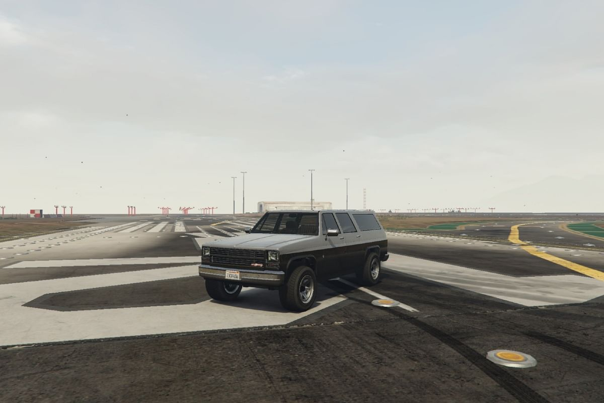 The Rancher XL in GTA 5 resembles the FBI Rancher from older GTA titles