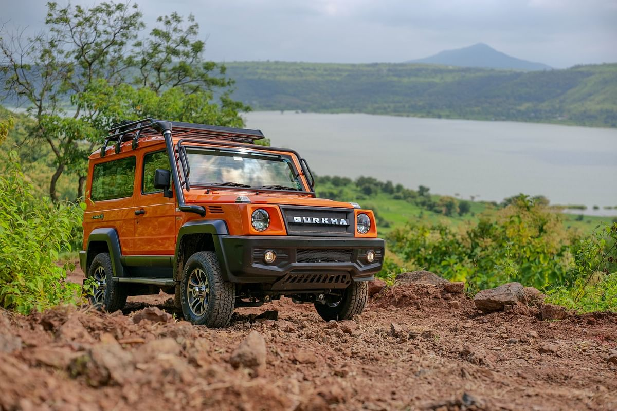 2021 Force Gurkha First Drive Review, Inspired by the G-Wagen