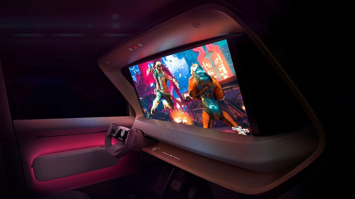 ...transforming your car into a cinema!