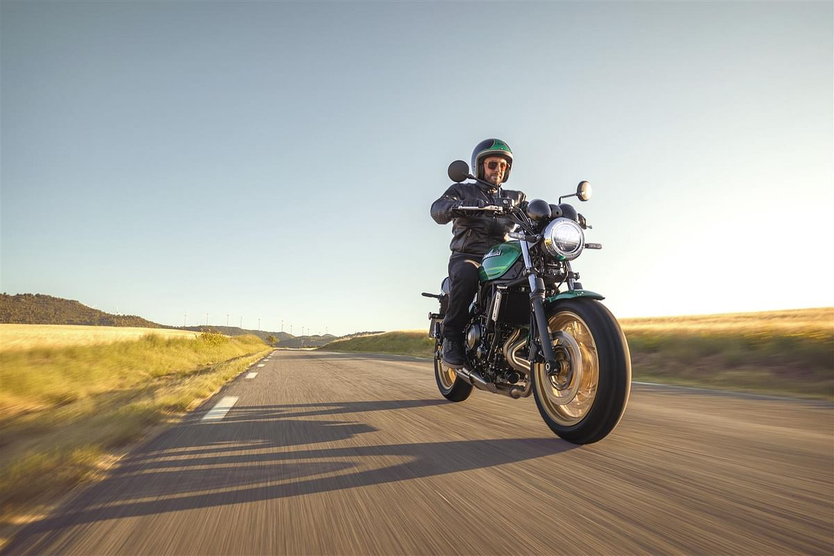 The Z650RS will rival the Triumph Street Twin