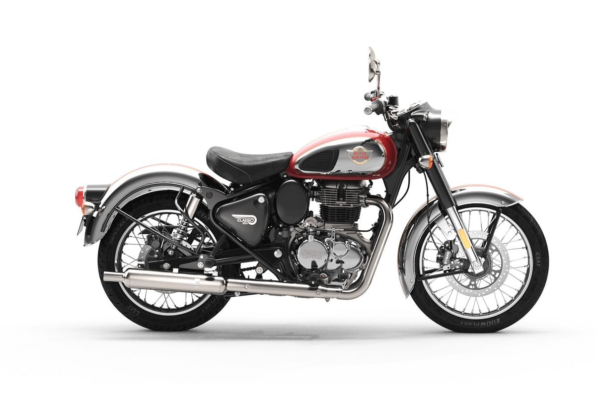 2021 Royal Enfield Classic 350 launched, prices start at Rs 1.84 lakh