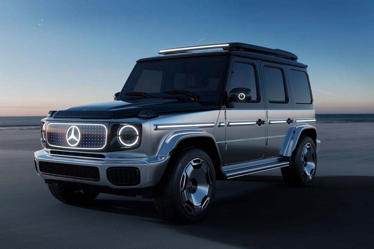 Mercedes-Benz Concept EQG: The electric gangsta?