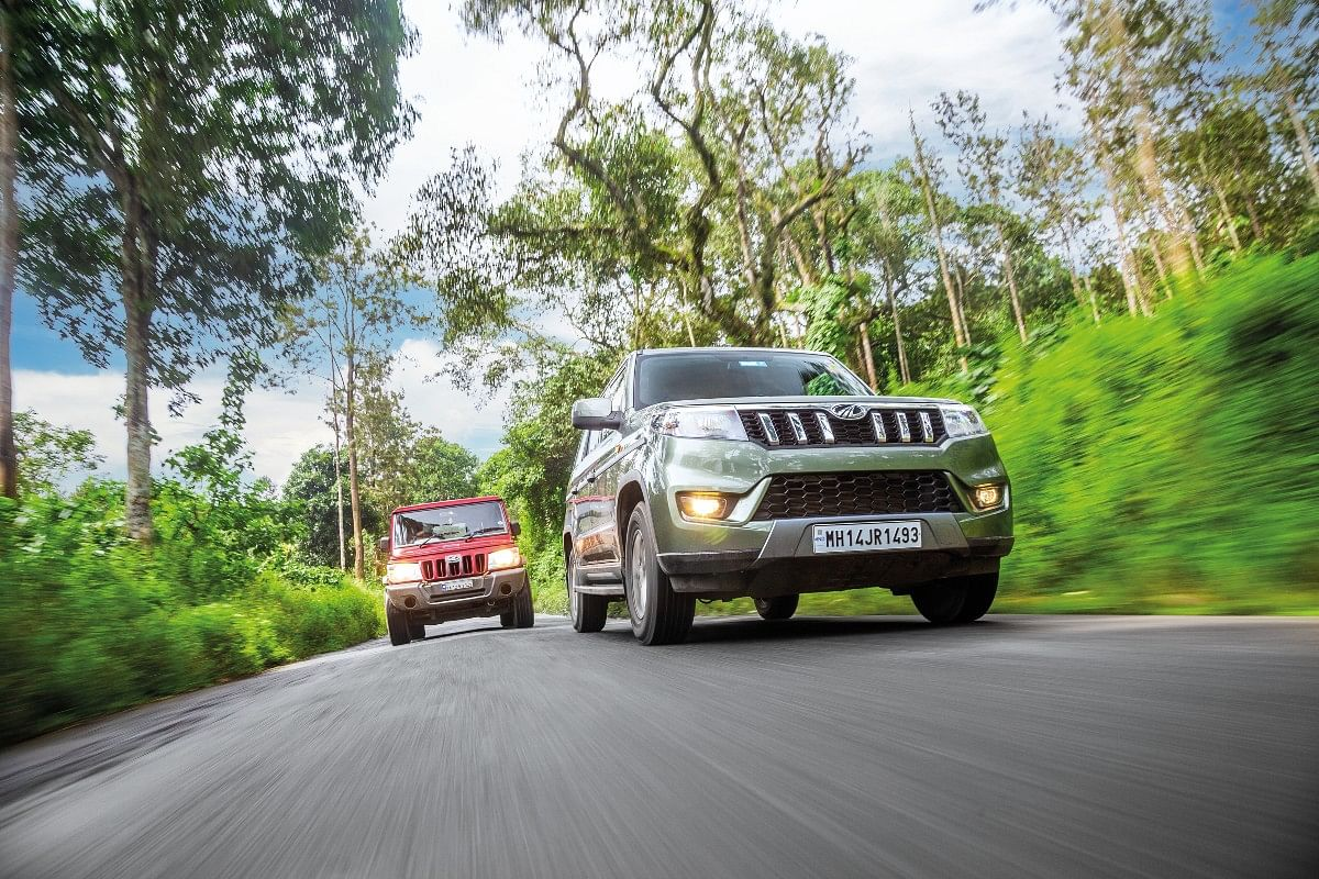 The Mahindra Bolero Neo combines ruggedness and reliaibility with premiumness and comfort