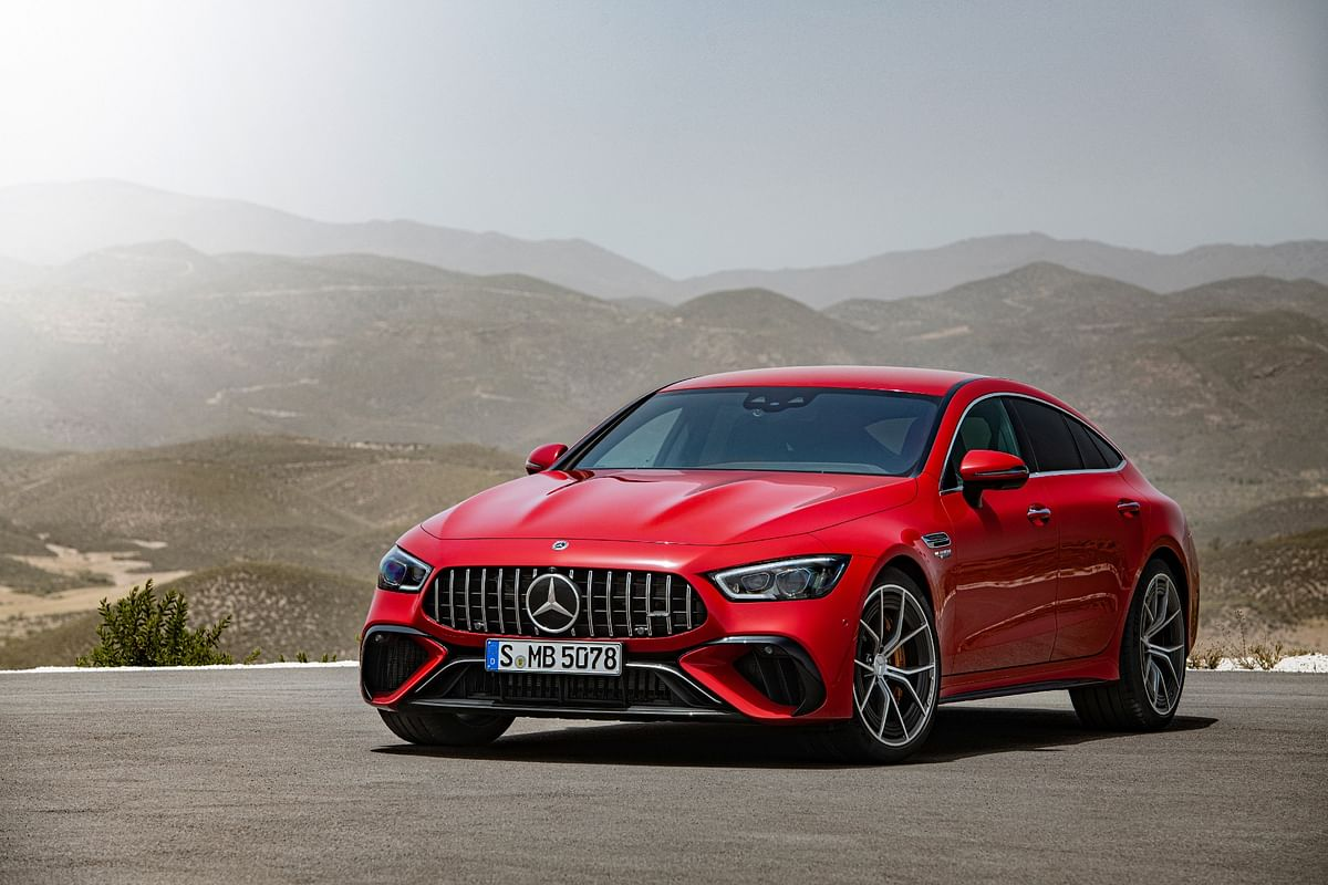 Mercedes-AMG GT 63 S E Performance: AMG's first performance hybrid