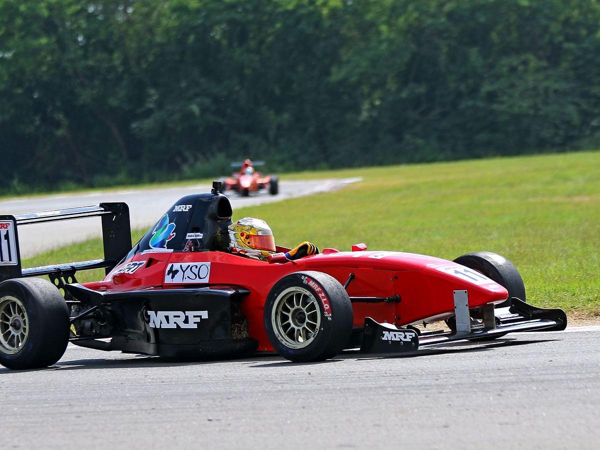 Shahan Ali Mohsin wins MRF Formula 1600 | 2021 Indian National Car Racing Championship Rundown
