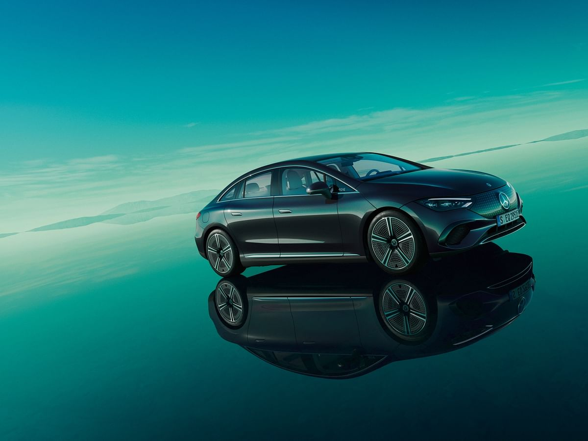 Mercedes-Benz unveils the production-spec EQE, EQS 53 4Matic+ AMG, EQB, and the Maybach EQS concept