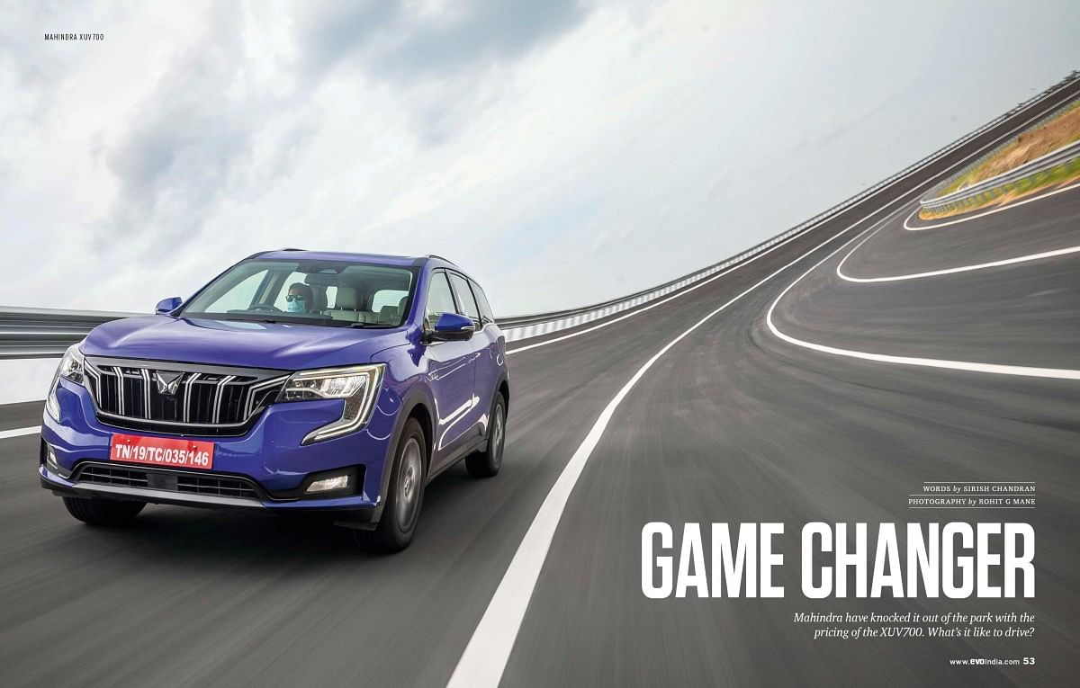 The biggest launch of the year is the Mahindra XUV700, is it a game changer in its segment?