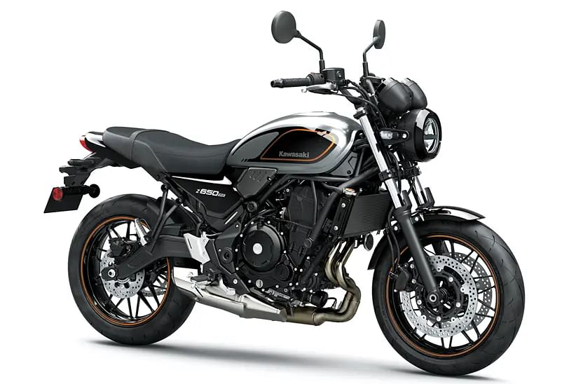 The Z650RS looks similar to Z900RS
