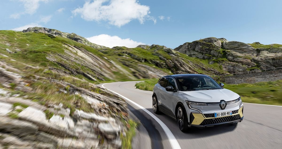 Renault Megane E-Tech Electric revealed – new-generation electric car of the French variety