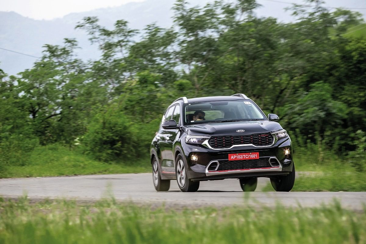 It's not only about the extensive equipment list on offer. The Kia Sonet will also deliver thrills!