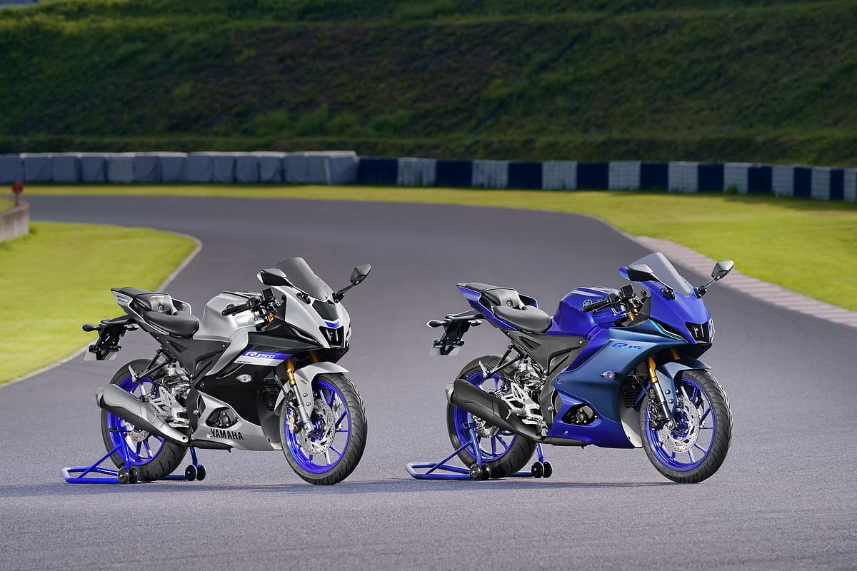 Yamaha R15 v4 and R15M launched in India, prices start at Rs 1.67 lakh
