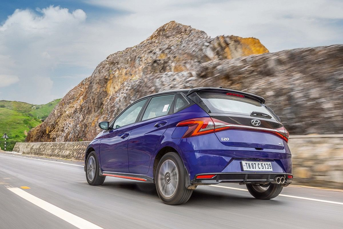 The i20 N Line doesn't just appeal to enthusiasts, but also regular buyers who want their i20s to stand out!