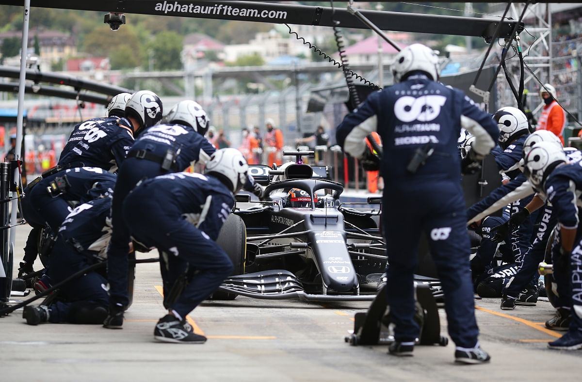 Round 16 of the 2021 Formula 1 season will take place in Turkey on October 10.