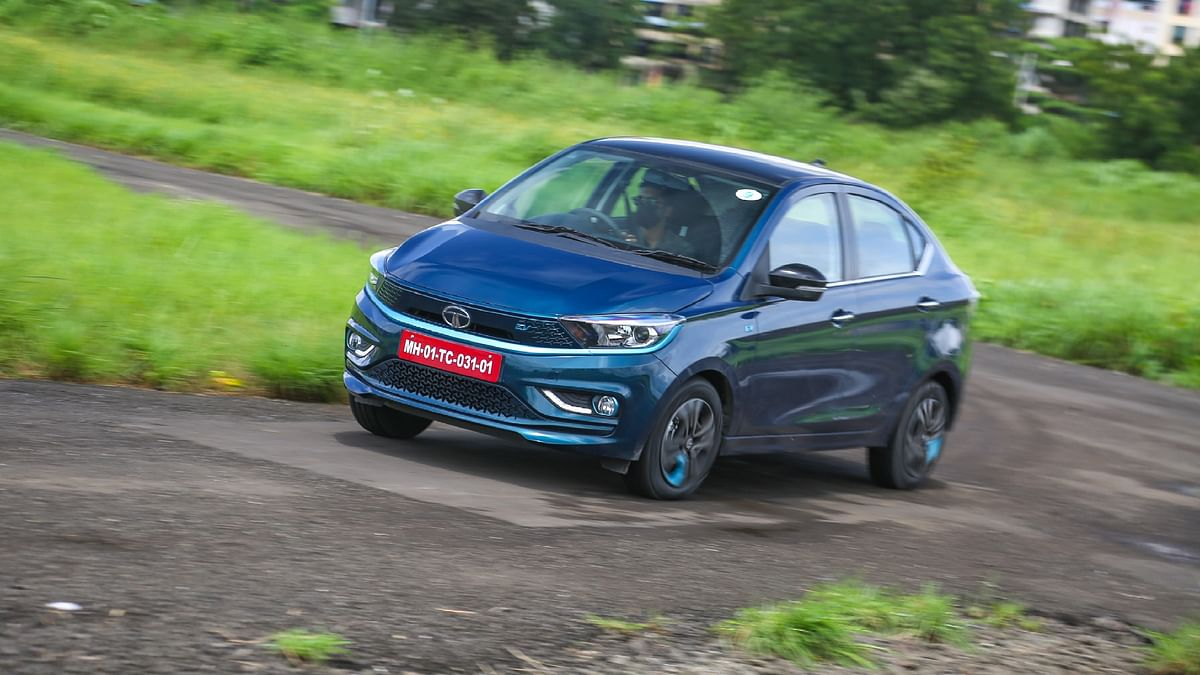 Tata Tigor EV first drive review
