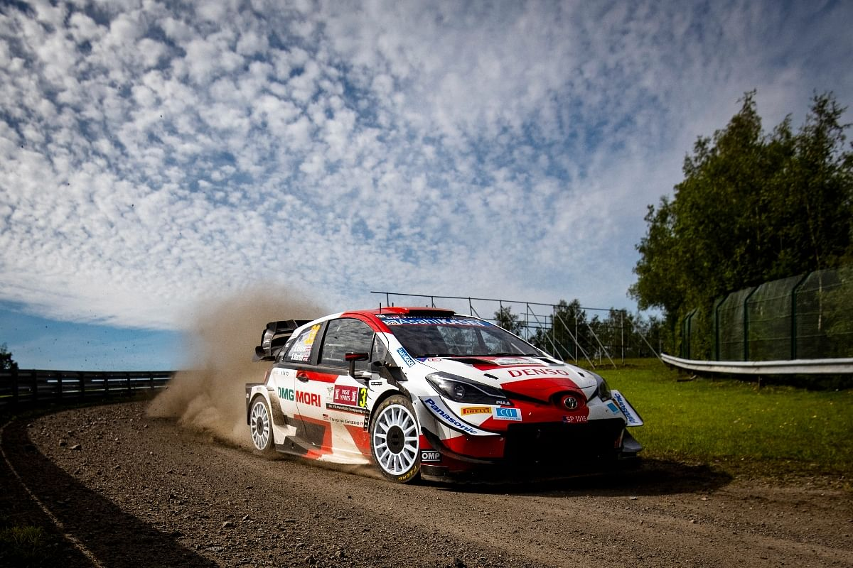 The WRC Acropolis Rally  is also known as the 'Rally of Gods'