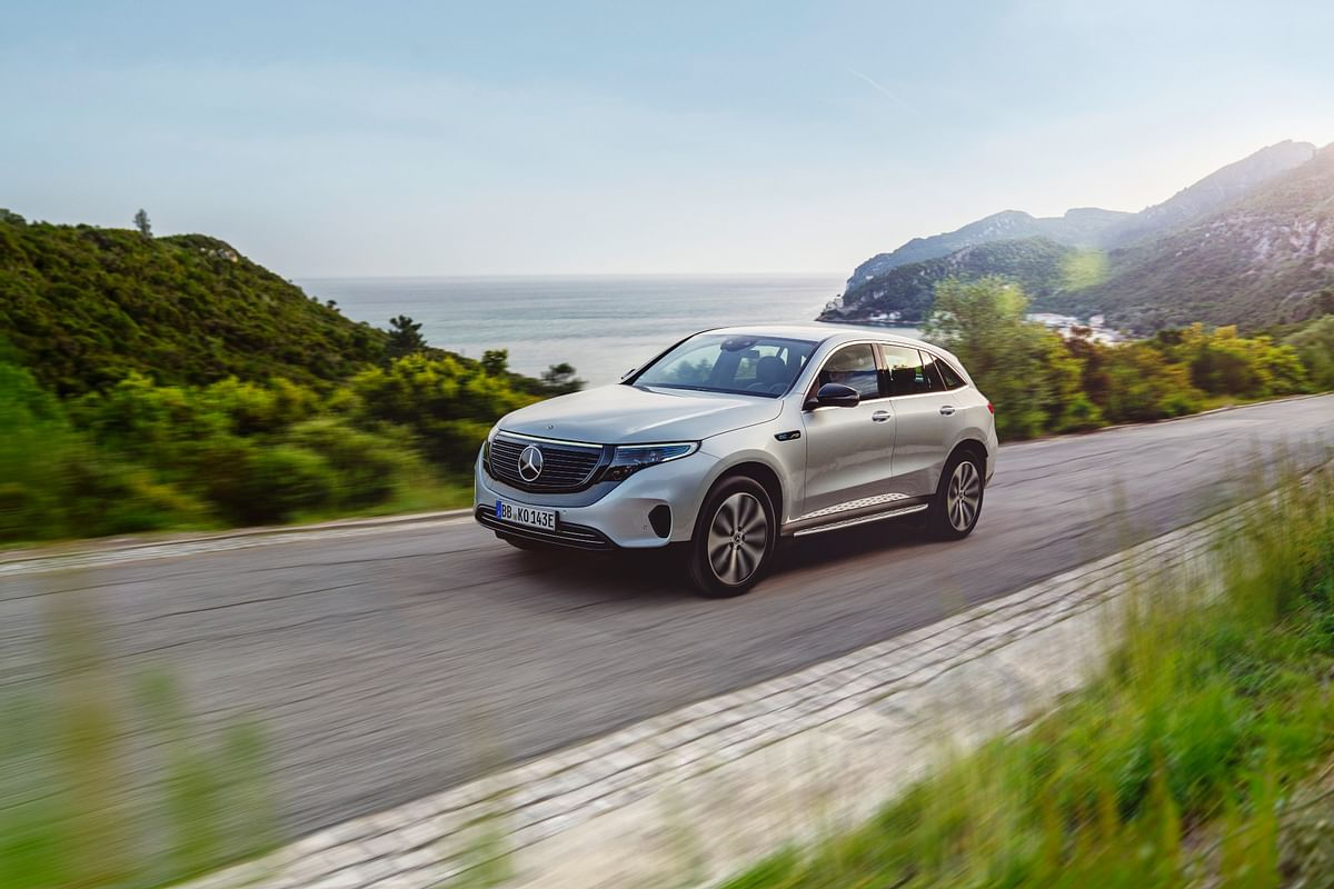 Mercedes-Benz opens second round bookings for the EQC