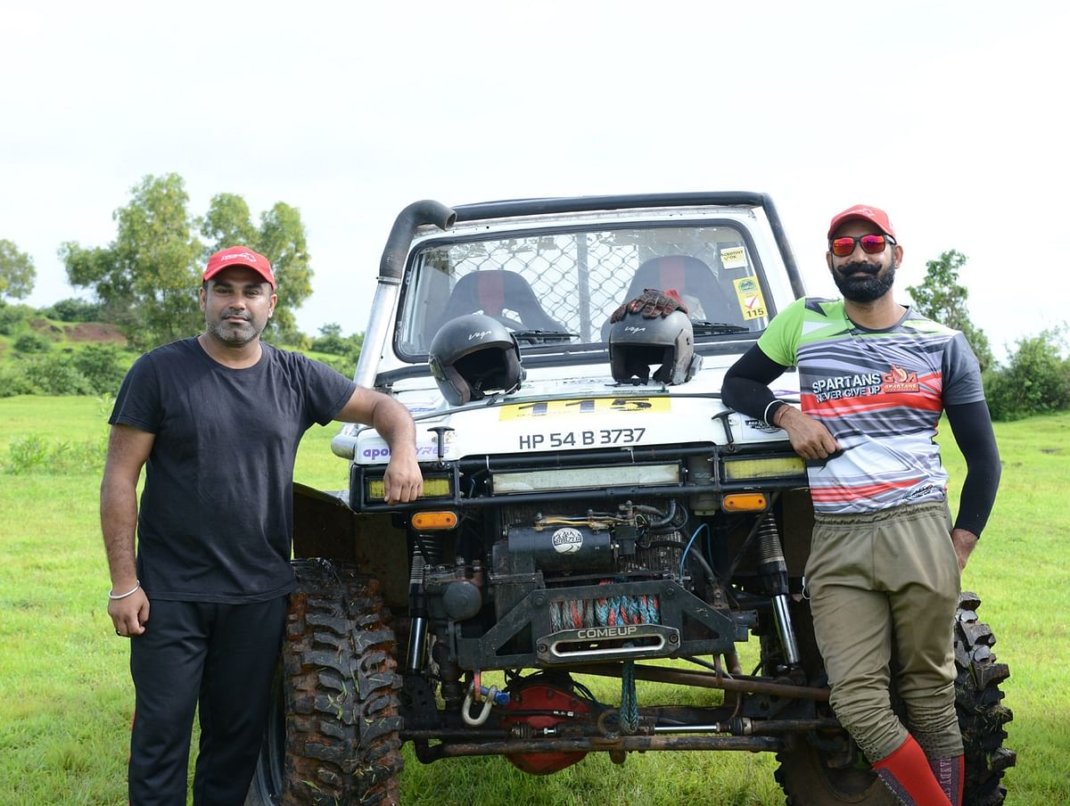 Team Gerrari Offroaders wins Rainforest Challenge India 2021