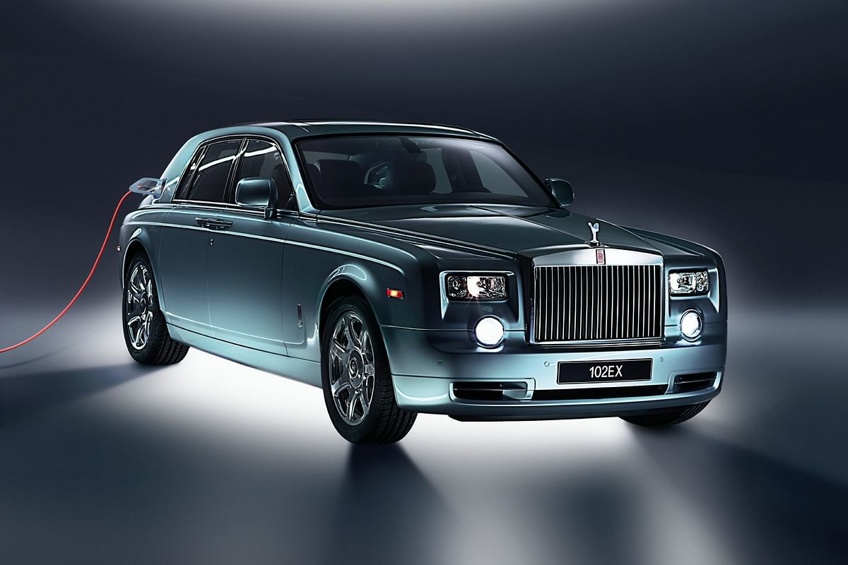 Rolls-Royce confirms launch of a super-luxury electric car