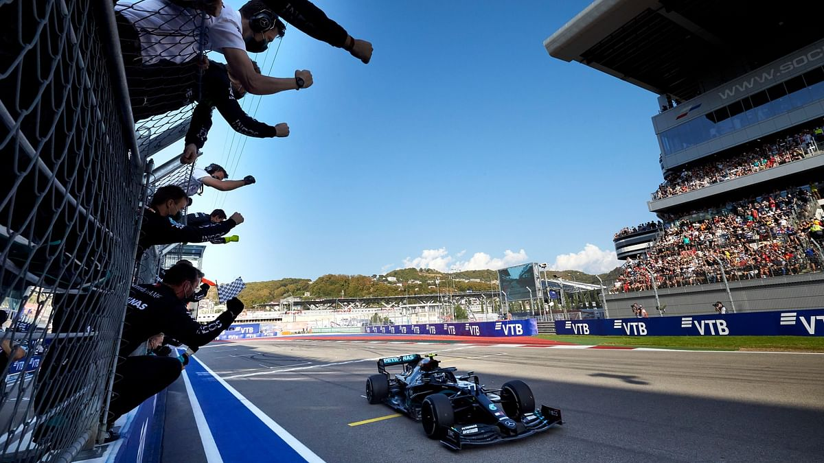 What to expect from the Formula 1 Sochi Autodrom RussianGP