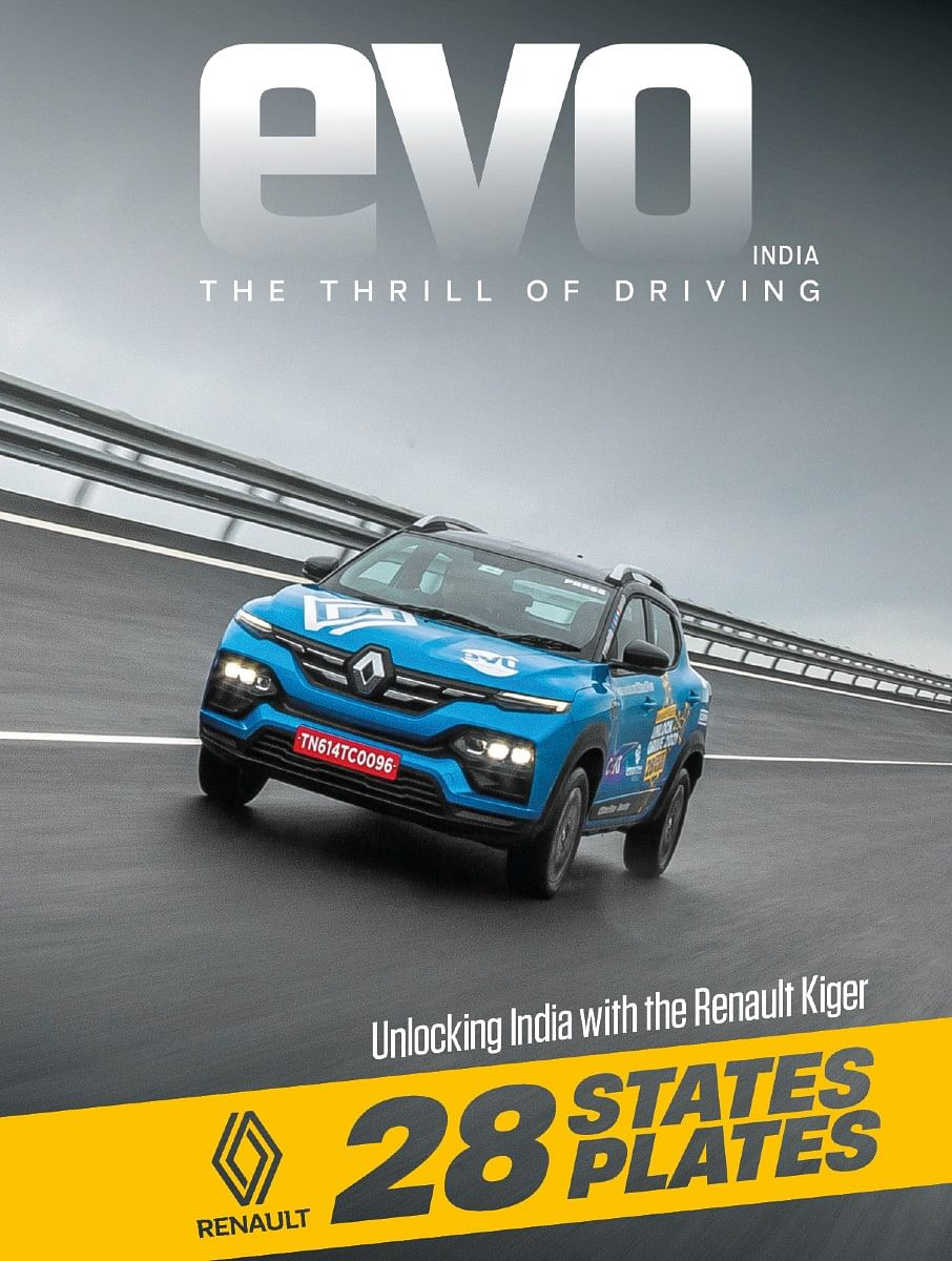 A 20-page free booklet along with the September issue of evo India