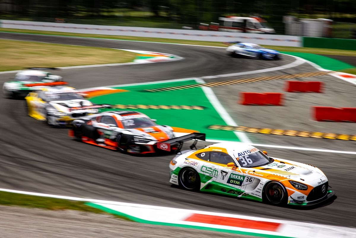 After scoring points at the Red Bull Ring, Arjun Maini prepares himself for DTM Assen
