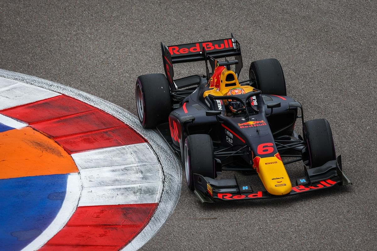 The next race is at Jeddah, Saudi Arabia which is a new track in the Formula 2 calendar and will be held on December 3
