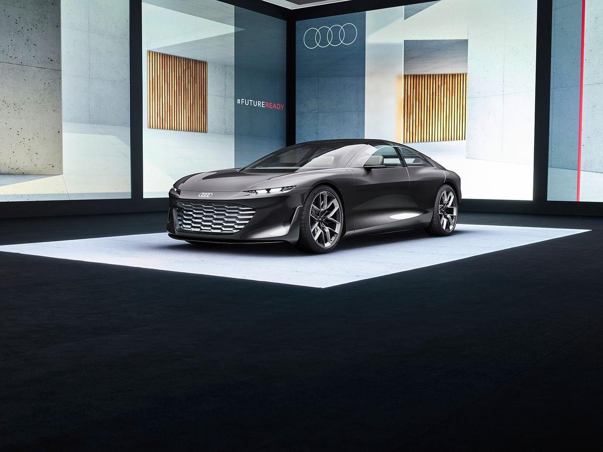 Audi Grandsphere concept unveiled