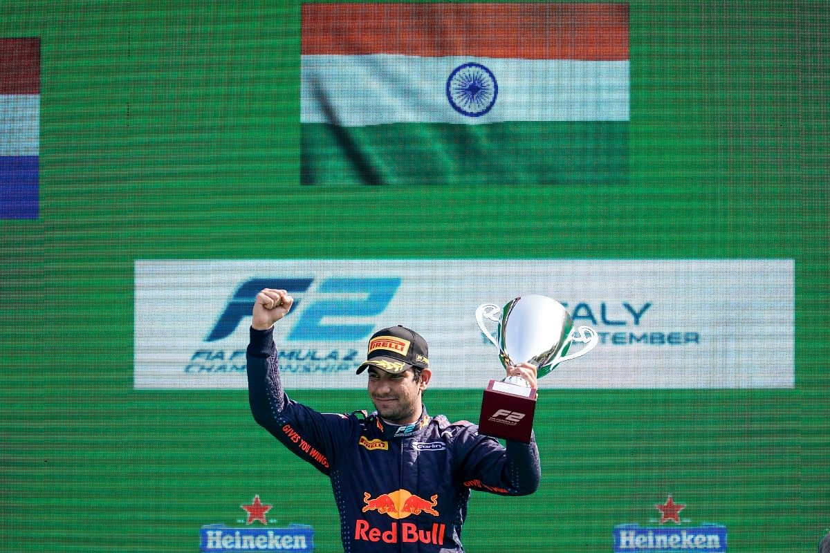 Jehan won the Sprint Race 2 at Monza inched heir in the drivers championship table to P7