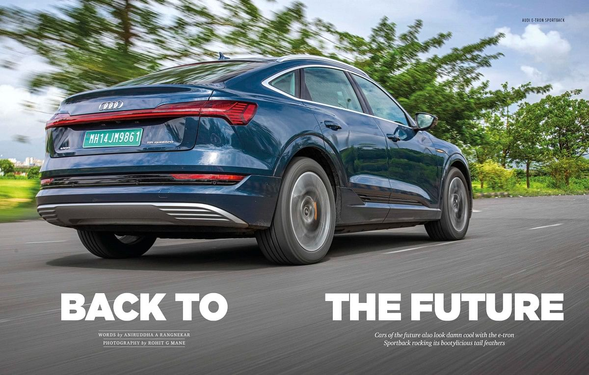 Would you rather have the svelte Audi e-tron Sportback over the standard e-tron SUV?
